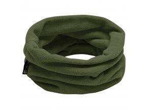 9105 100 1 Pinewood Fleece Collar Green