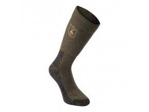 deerhunter wool socks deluxe short luxusne ponozky