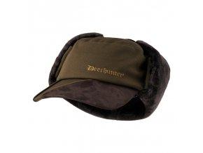 deerhunter muflon winter hat zimna ciapka