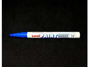 Fixa na matky Uni Paint tenká rôzne farby