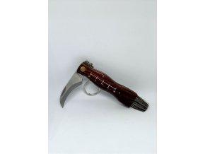 Hubársky nôž s puzdrom