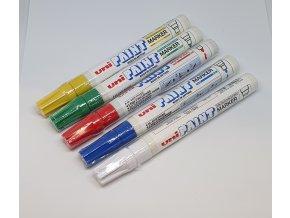 Fixa na matky Unipaint rôzne farby