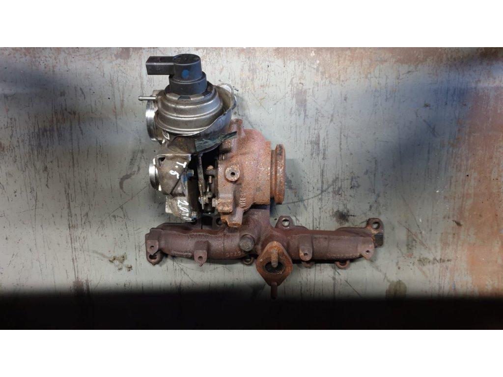 Turbodmychadlo Volkswagen 03L 253 016 M