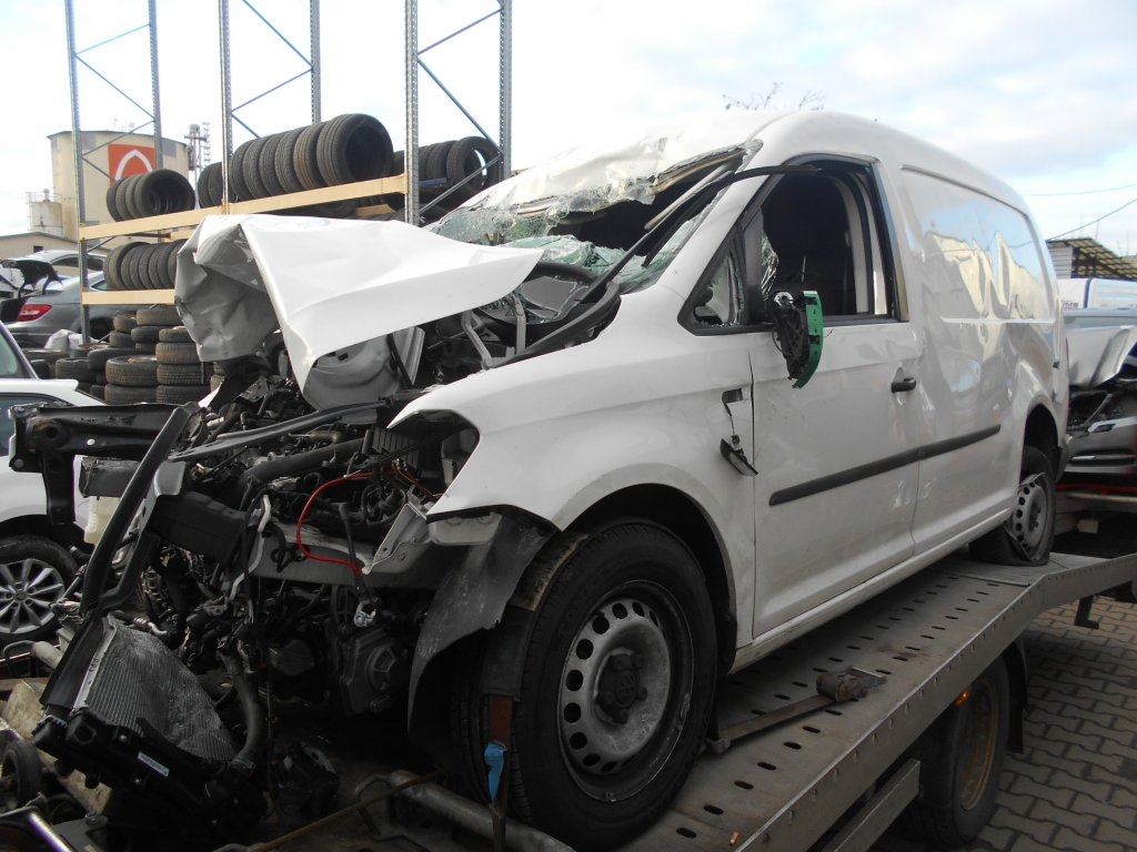 Volkswagen Caddy 1.4 CNG typ: CPW