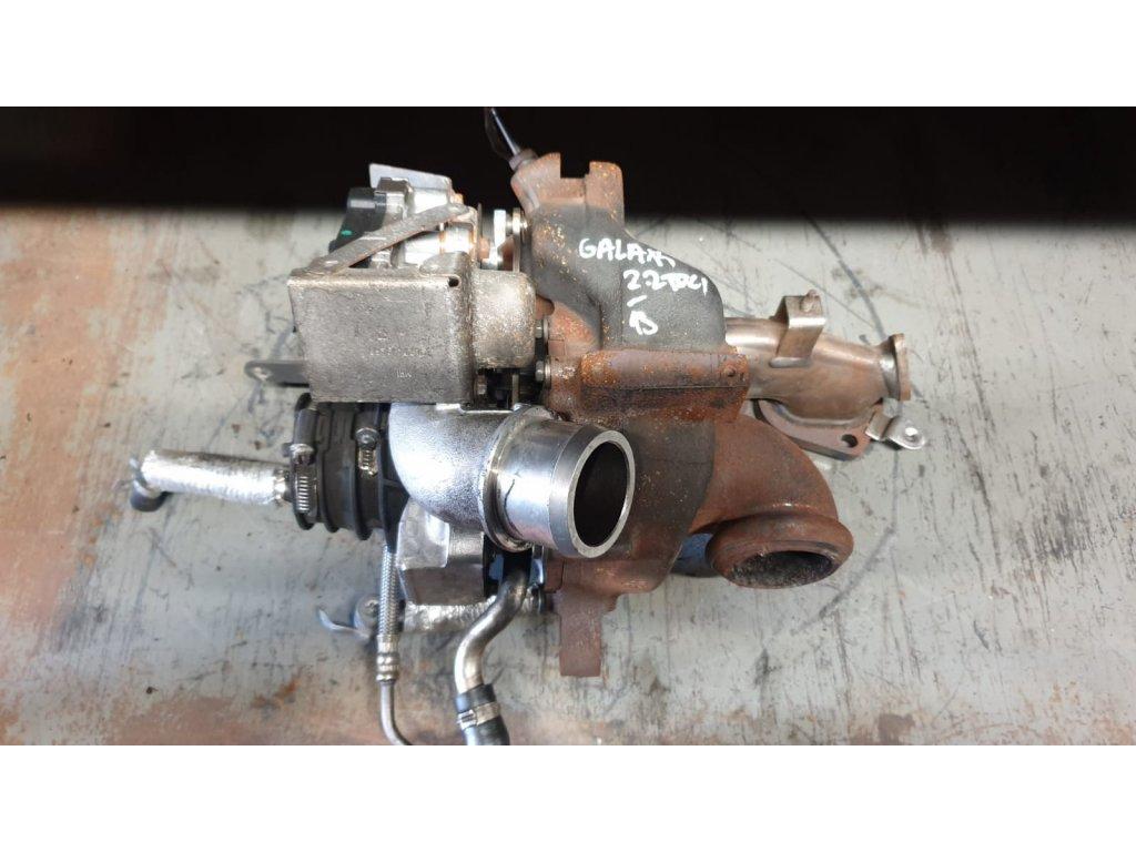 Turbodmychadlo Ford 2.2 TDCI 147kw 1700686 BG9Q6K682BB 9674675580