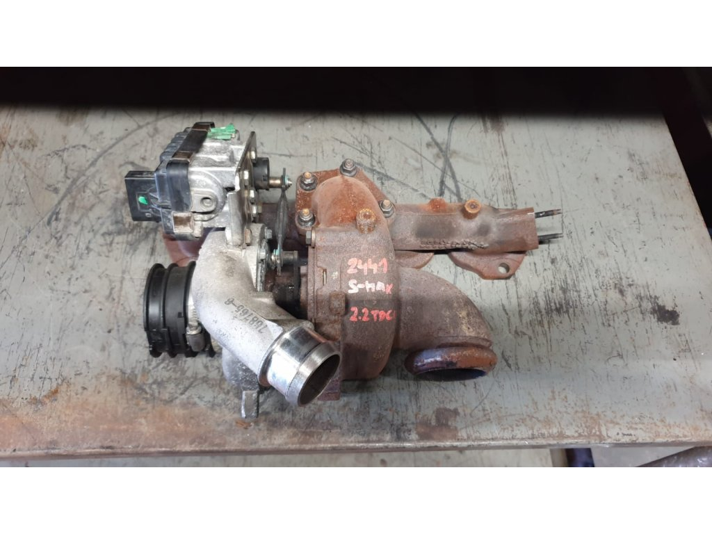 Turbodmychadlo Ford 2.2TDCI 129KW 8G9Q-6K682-BA