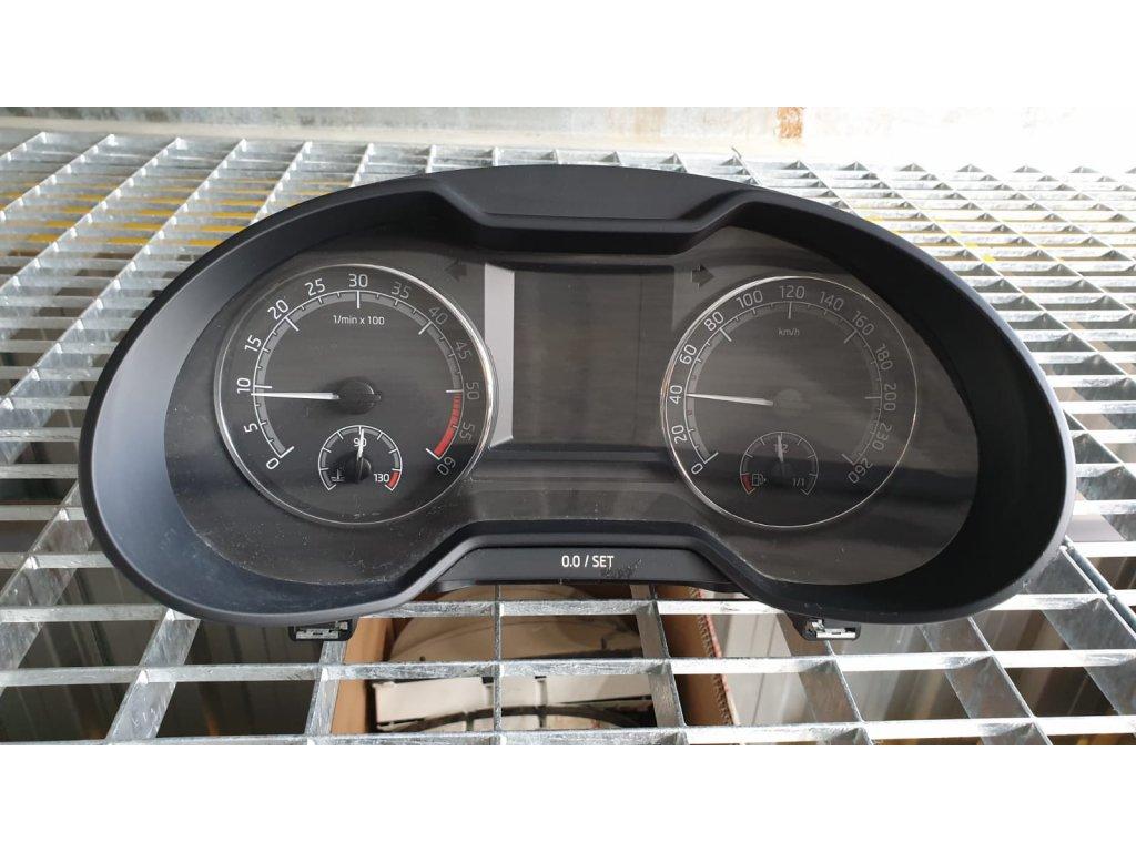 Budíky Škoda Octavia III 5E0 920 781 F