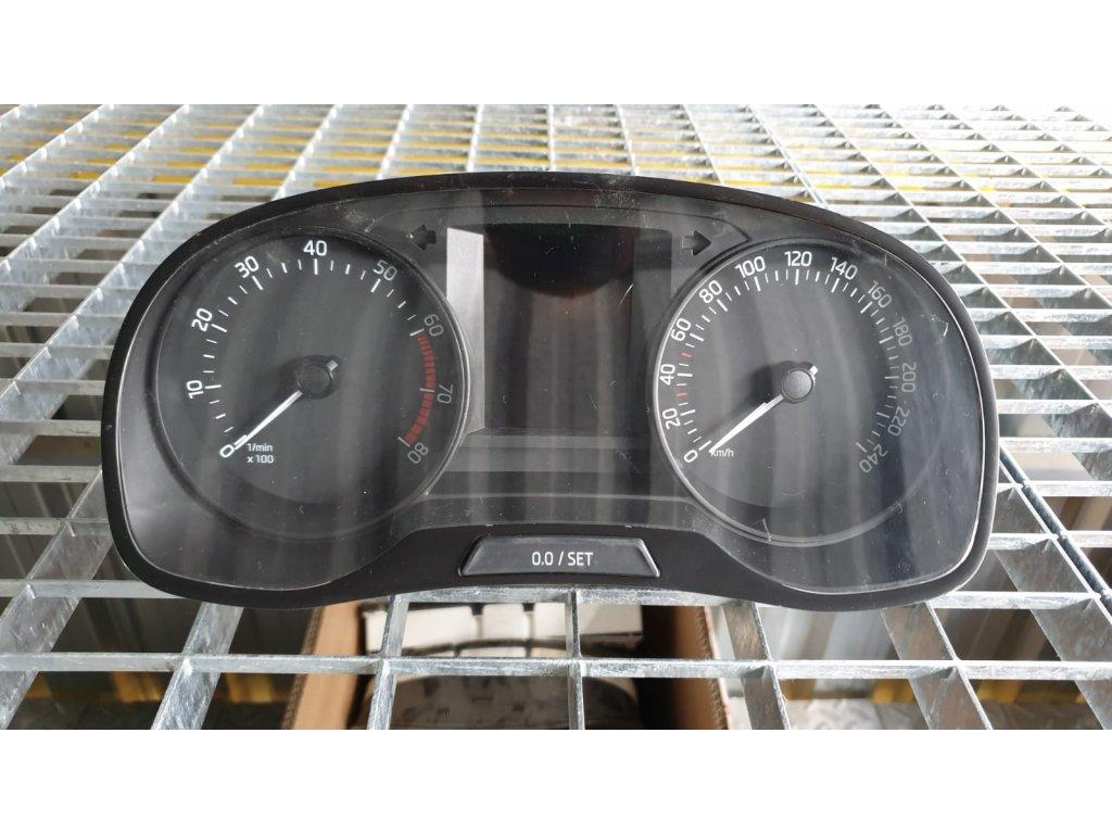 Budíky Škoda Fabia III 6V0 920 700 B