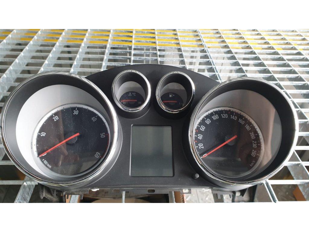 Budíky Opel Astra J 600775881