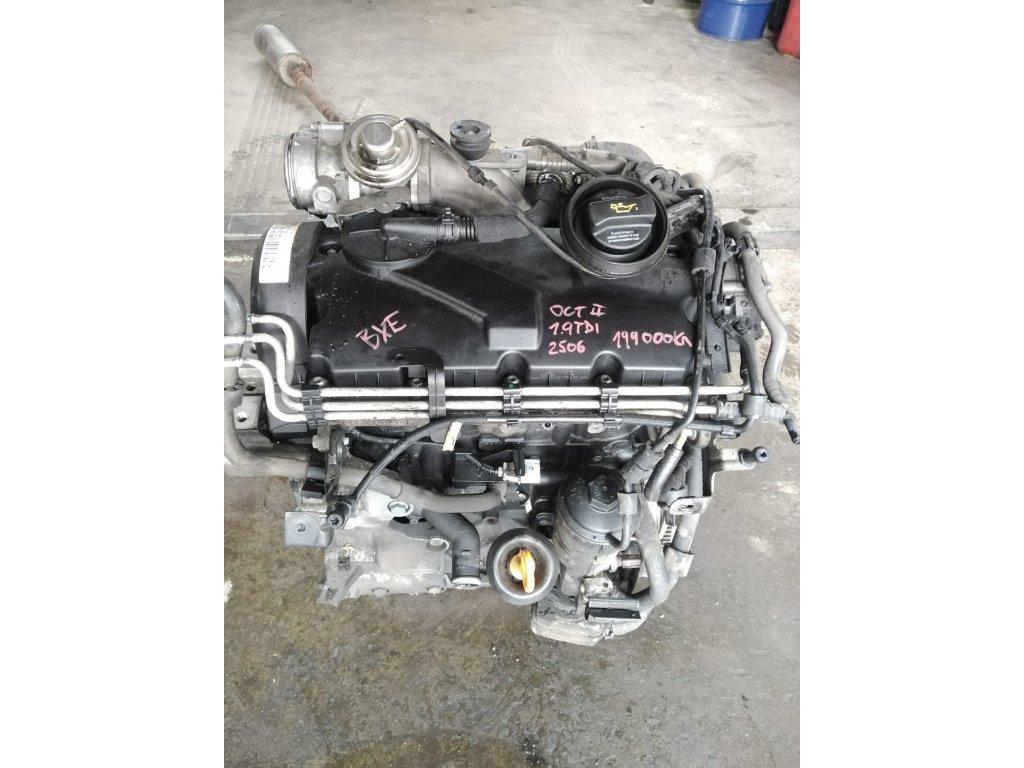Motor Škoda Octavia II 1.9 TDI 77kw BXE