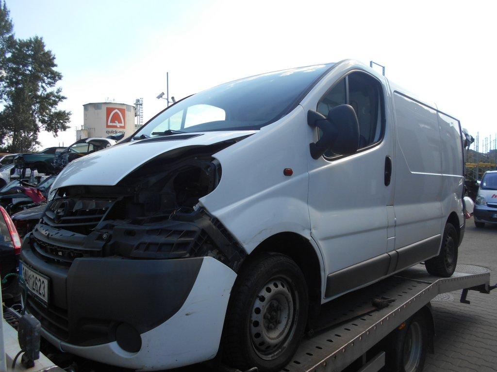 Opel Vivaro 2012 2.0DCI 66kw