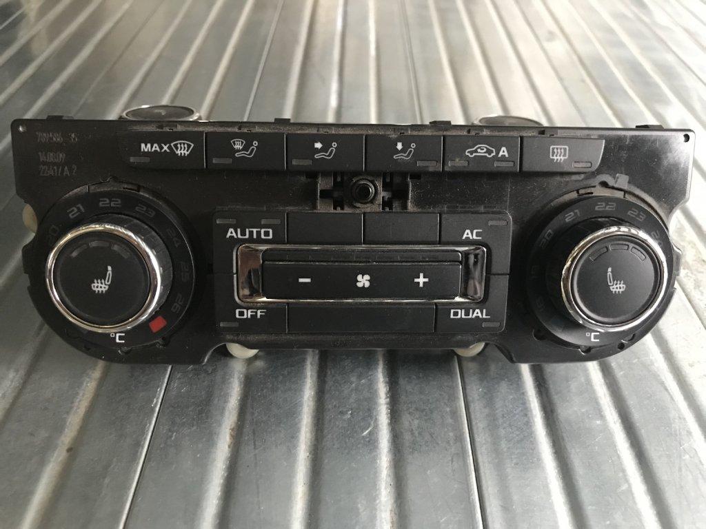 Ovládání topení 3T0 907 044 AL  Škoda
