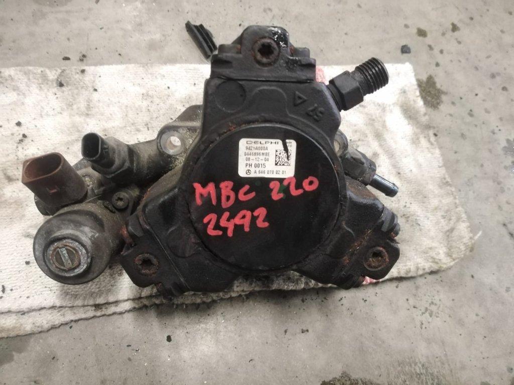 Palivové čerpadlo Mercedes-Benz C w204 A646 070 02 01