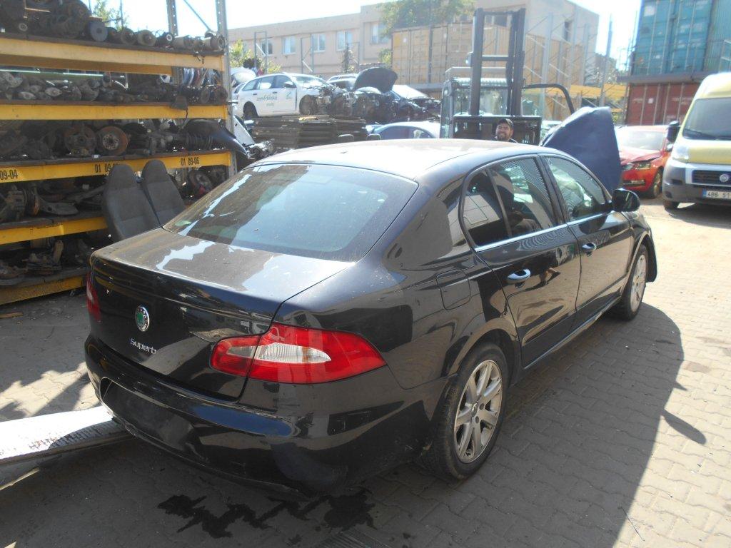 Škoda Superb II 1.6tdi CAYC