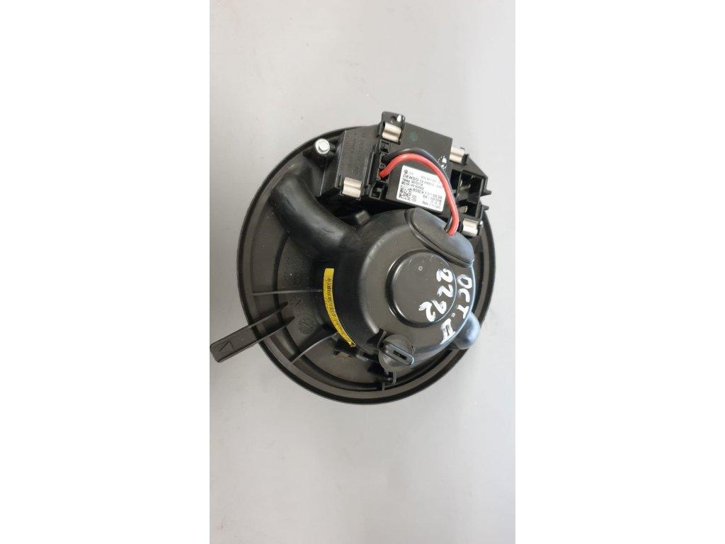 Ventilátor topení Škoda Octavia II