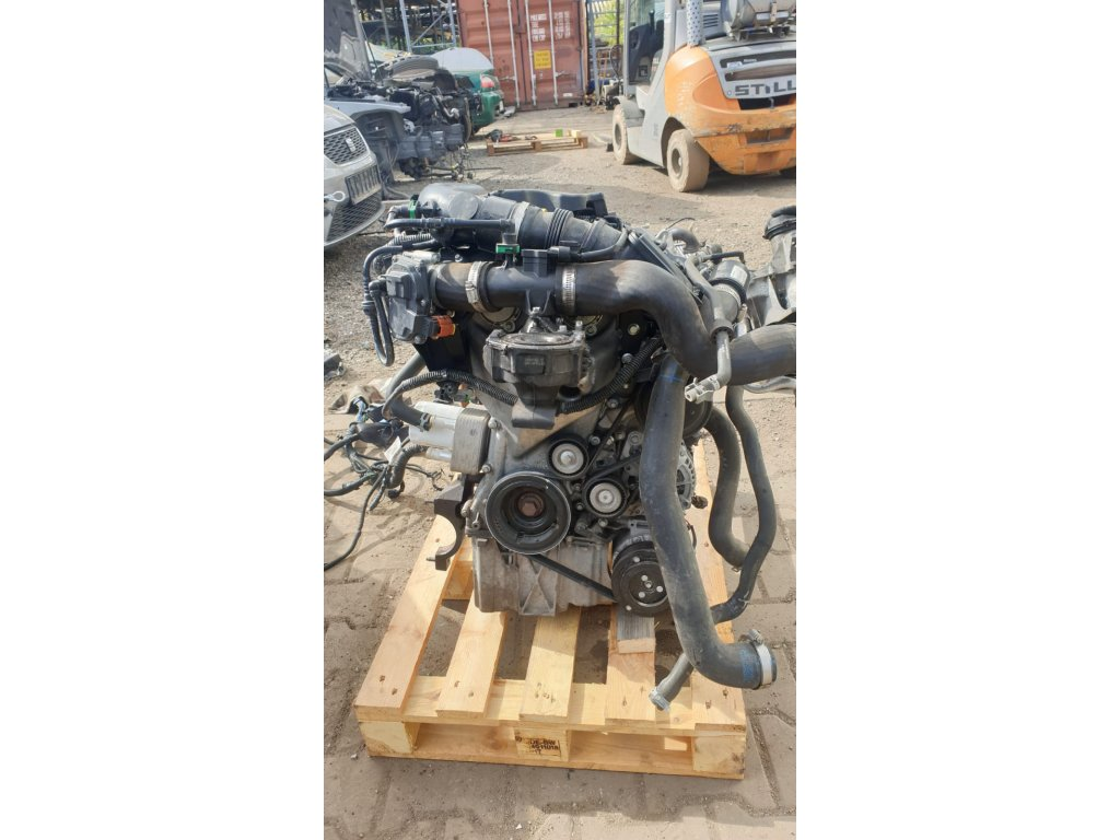 Motor Ford Focus III 1.0i 74kw M2DA