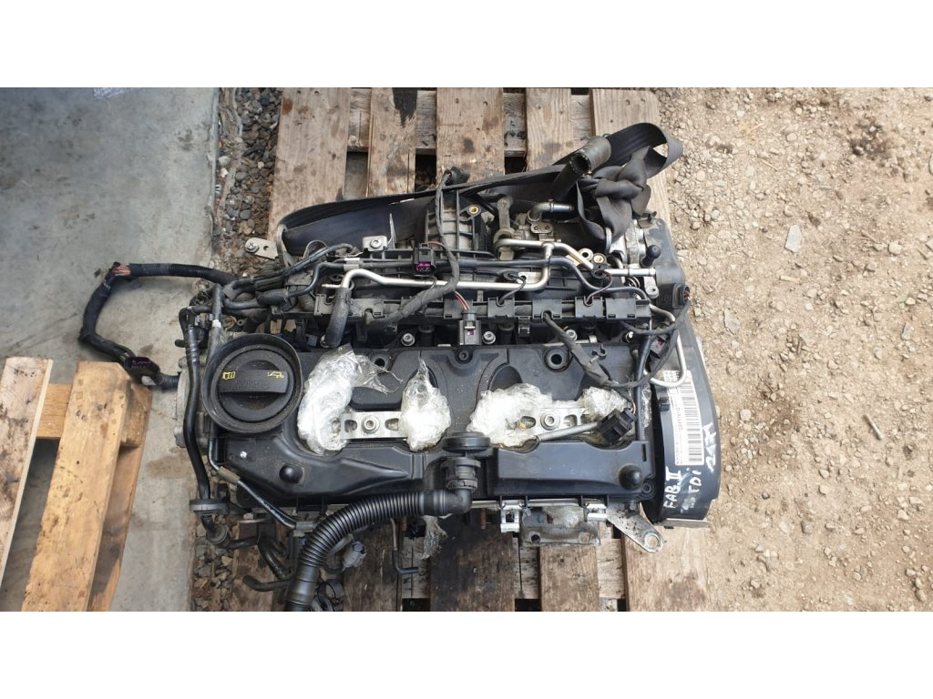 Motor Škoda CAY 1.6tdi