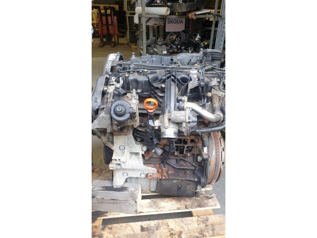 Motor Škoda 2.0 TDI 125kw CFG
