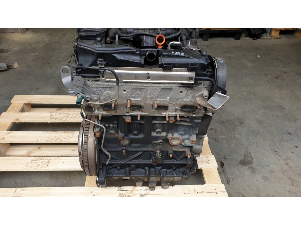 Motor Škoda 1.6 TDI CAY
