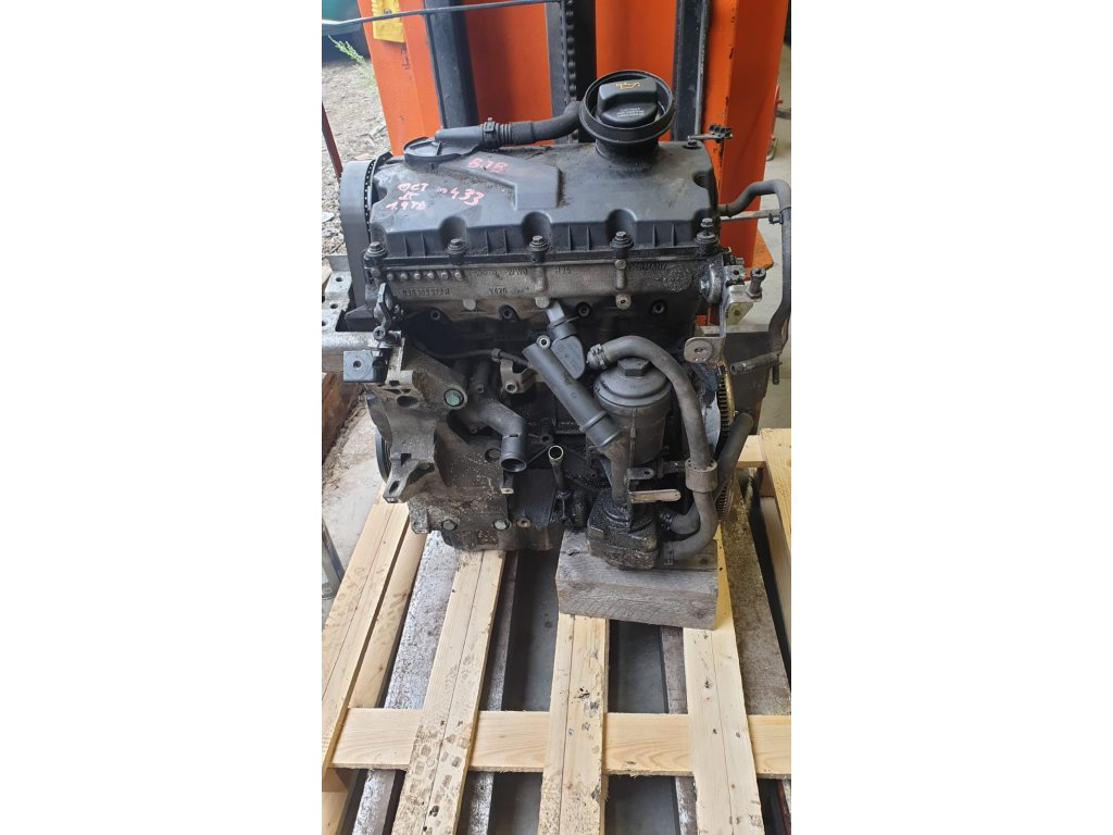 Motor Škoda 1.9 TDI 77kw BJB