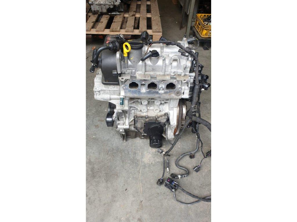Motor Škoda 1.0i CHY najeto 25 688km