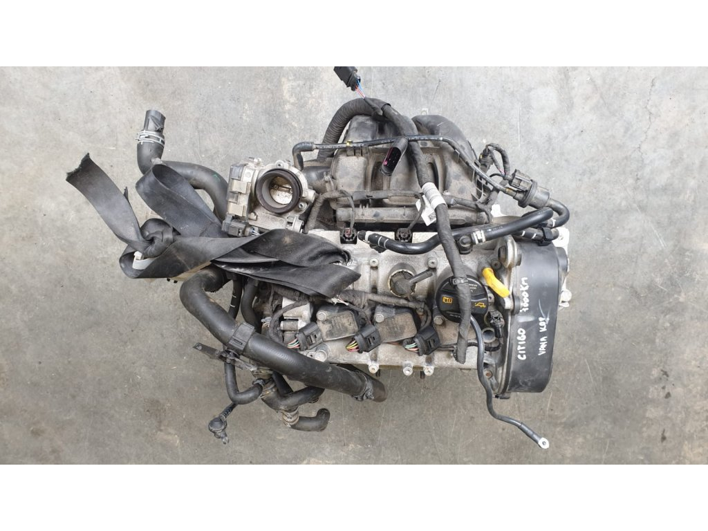 Motor Škoda 1.0i CHYB 55kw najeto 7000km
