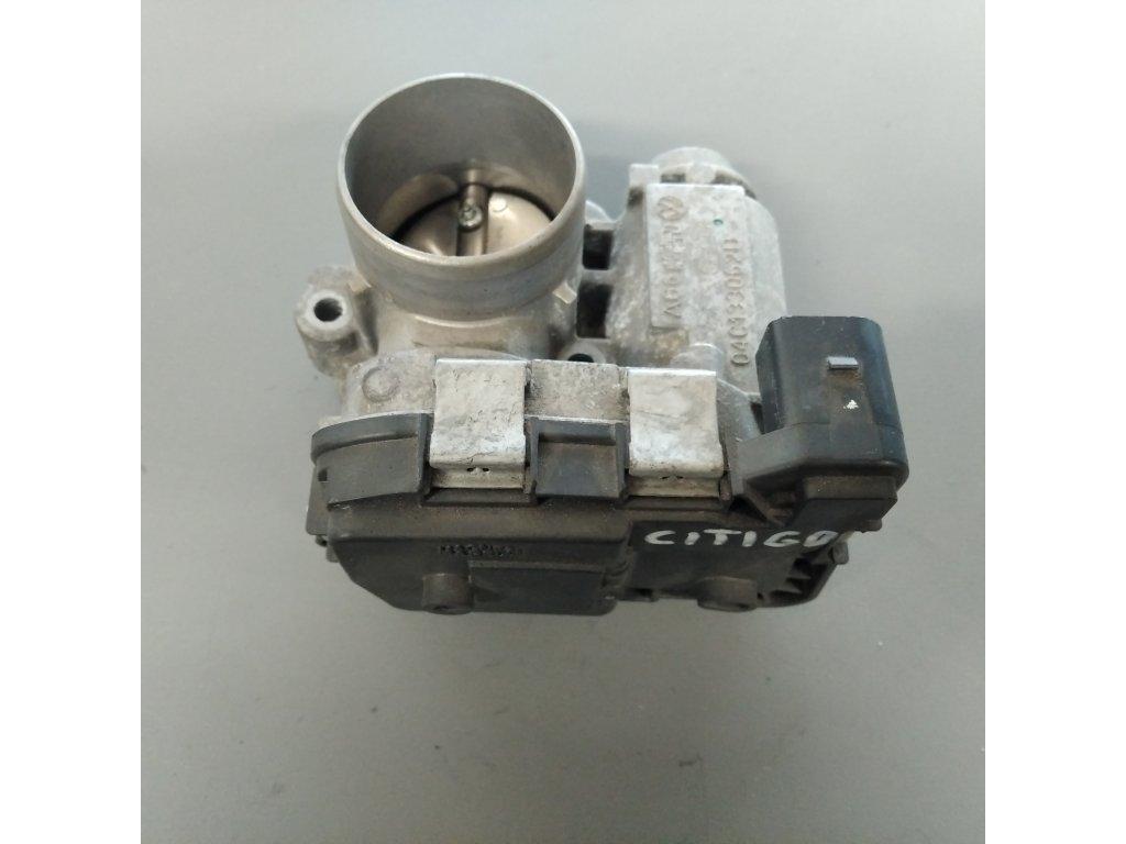 Škrtící klapka Škoda Citigo 04C 133 062 D