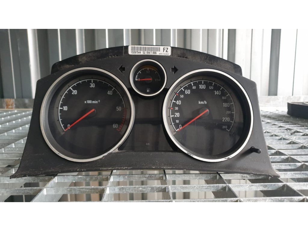 Budíky Opel 13267544