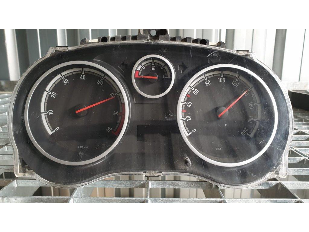 Budíky Opel Corsa D 13264267