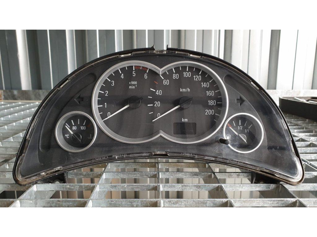 Budíky Opel Combo 93179416