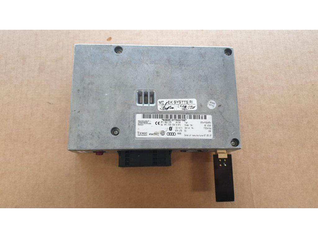 Řídící jednotka interfacebox Audi 4F1 862 335