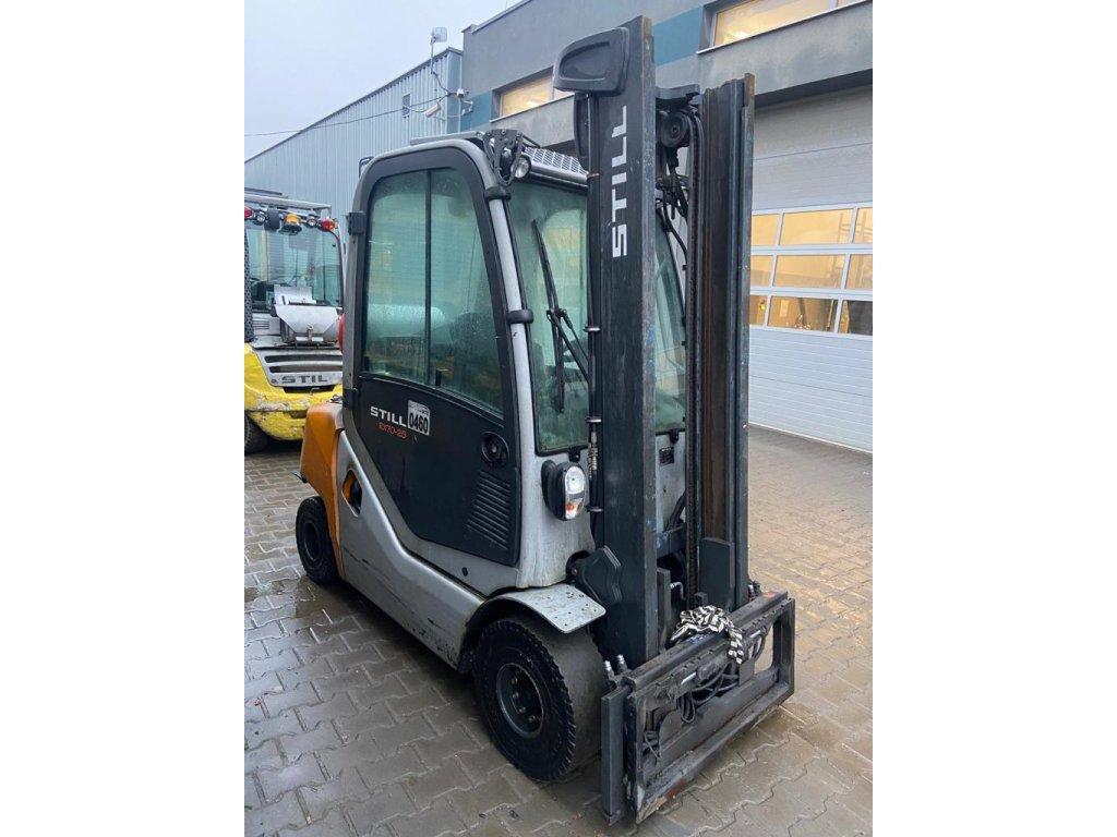 Vysokozdvižný vozík Still RX70-25