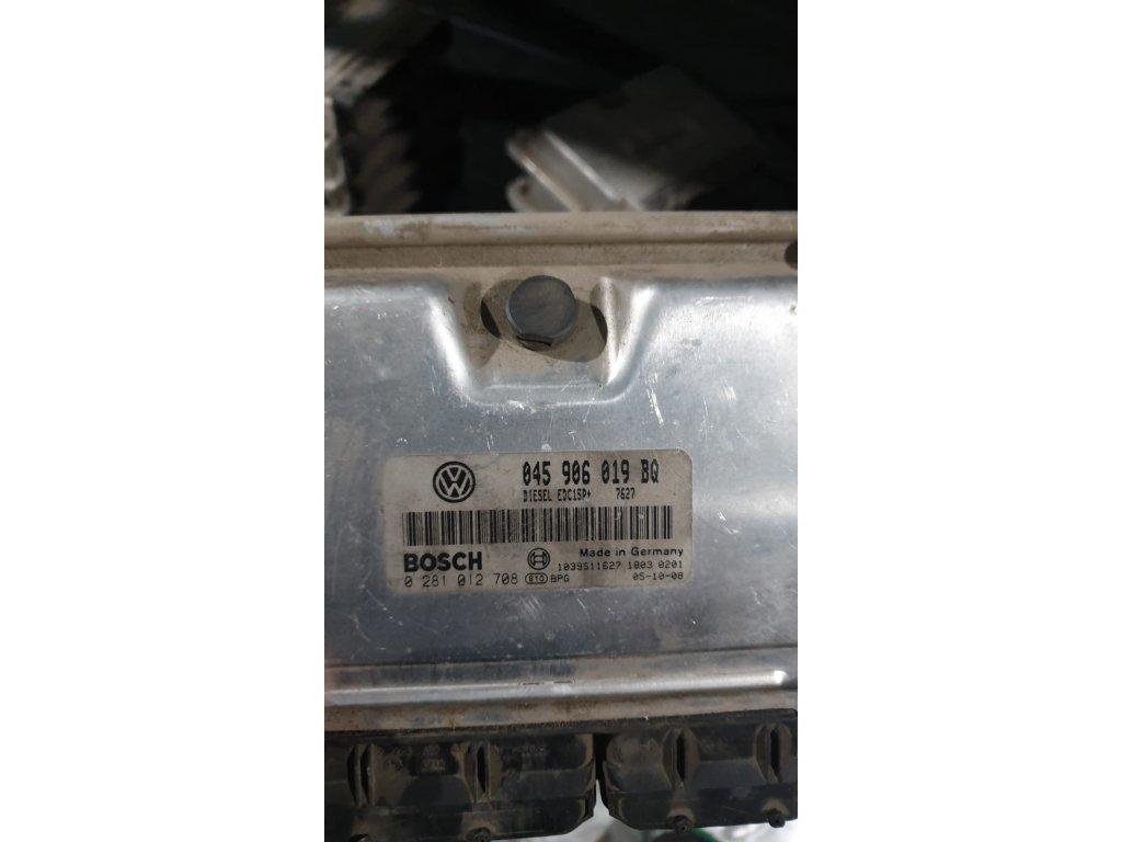 Řídící jednotka motoru Škoda 045 906 019 BQ