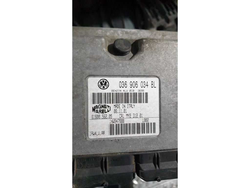 Řídící jednotka motoru 036 906 034 BL