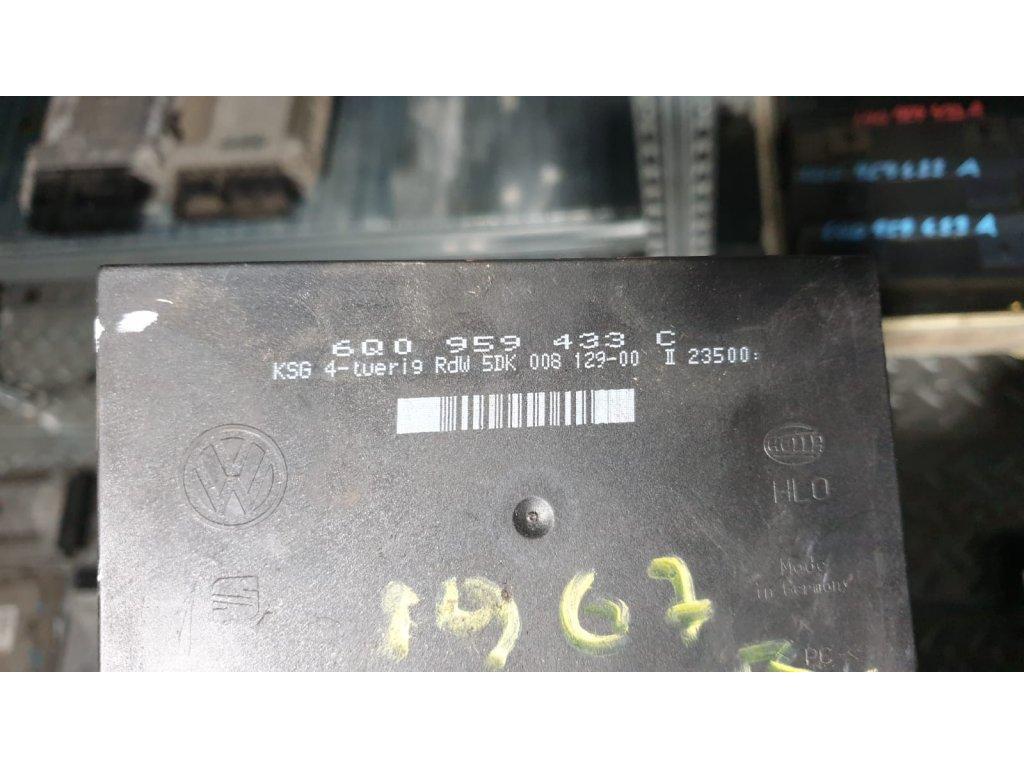 Řídící jednotka 6Q0 959 433 C