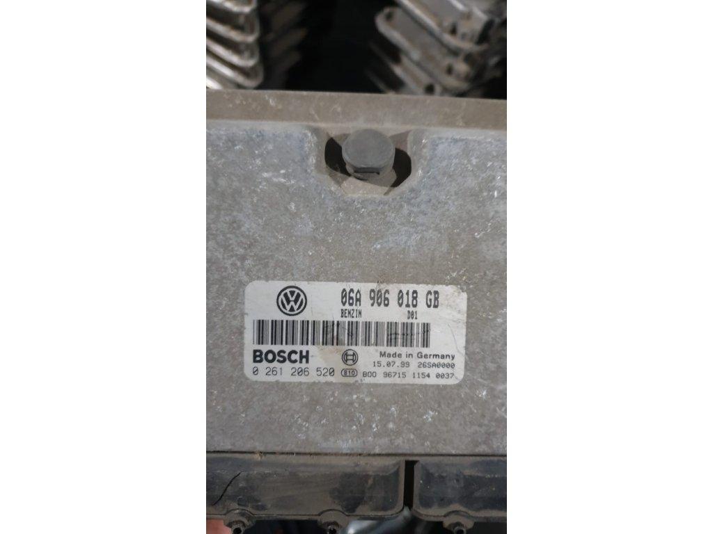 Řídící jednotka motoru 06A 906 018 GB