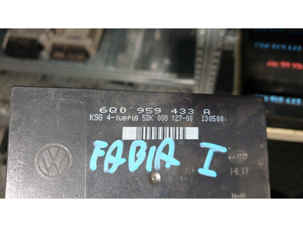 Řídící jednotka 6Q0 959 433 A