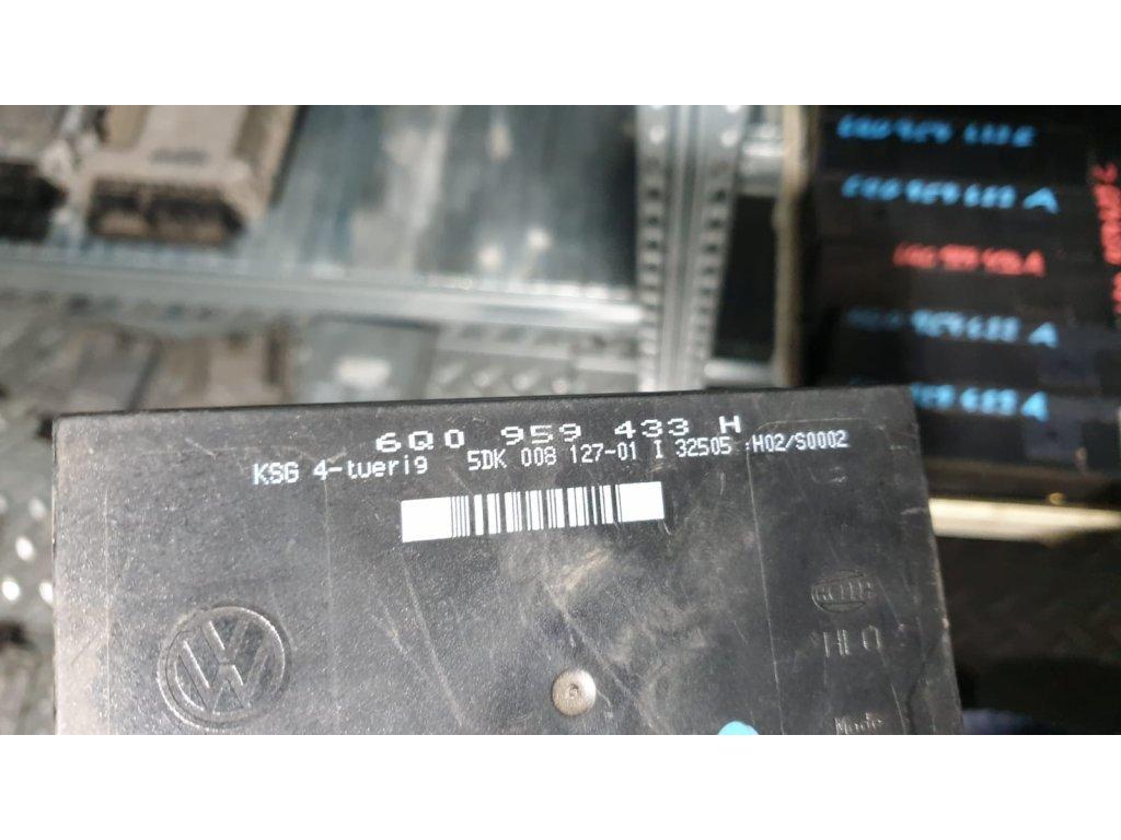 Řídící jednotka 6Q0 959 433 H