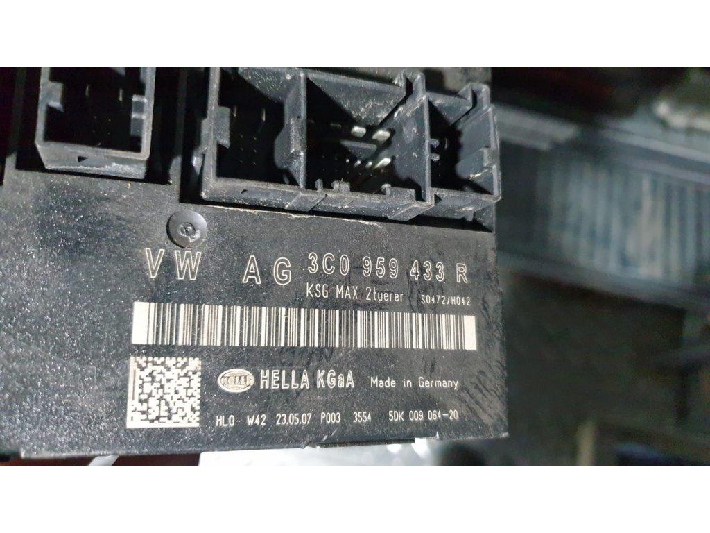 Řídící jednotka komfortu 3C0 959 433 R