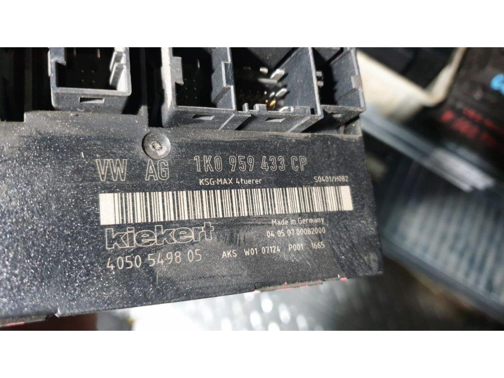 Řídící jednotka komfortu 1K0 959 433 CP