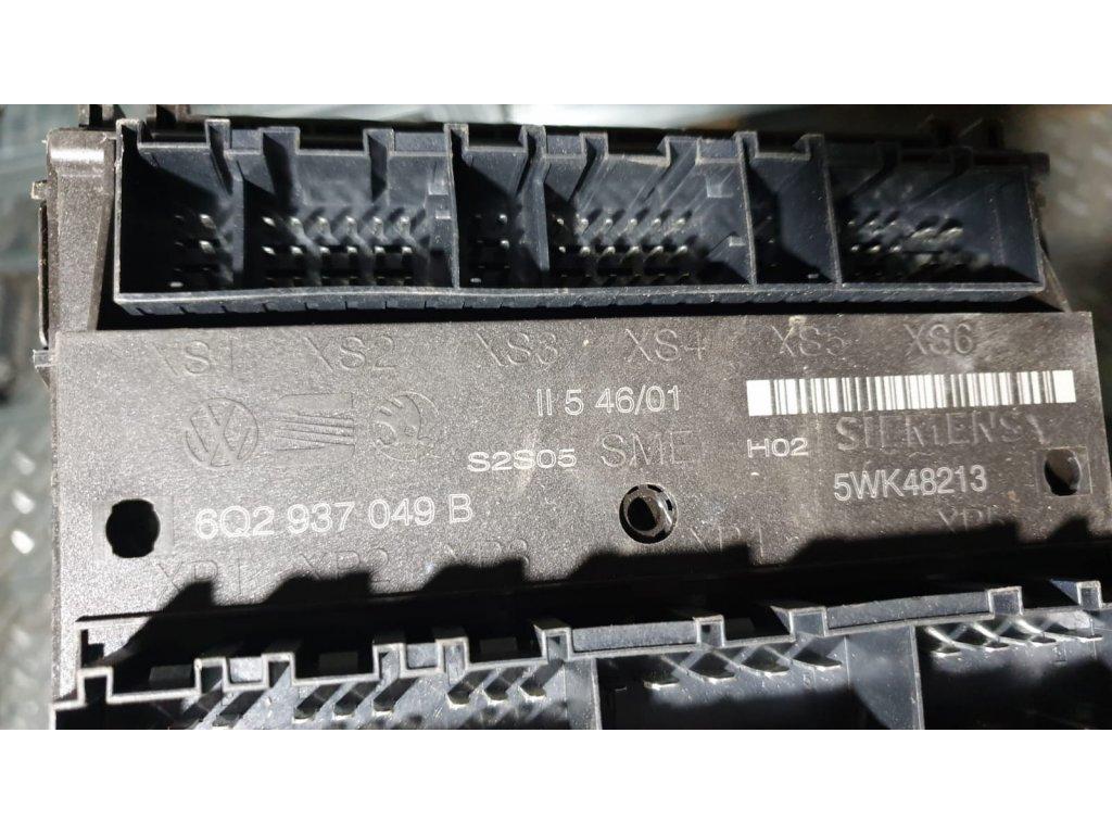 Řídící jednotka 6Q2 937 049 B