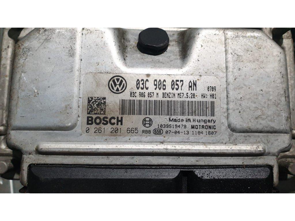 Řídící jednotka motoru 03C 906 057 AN