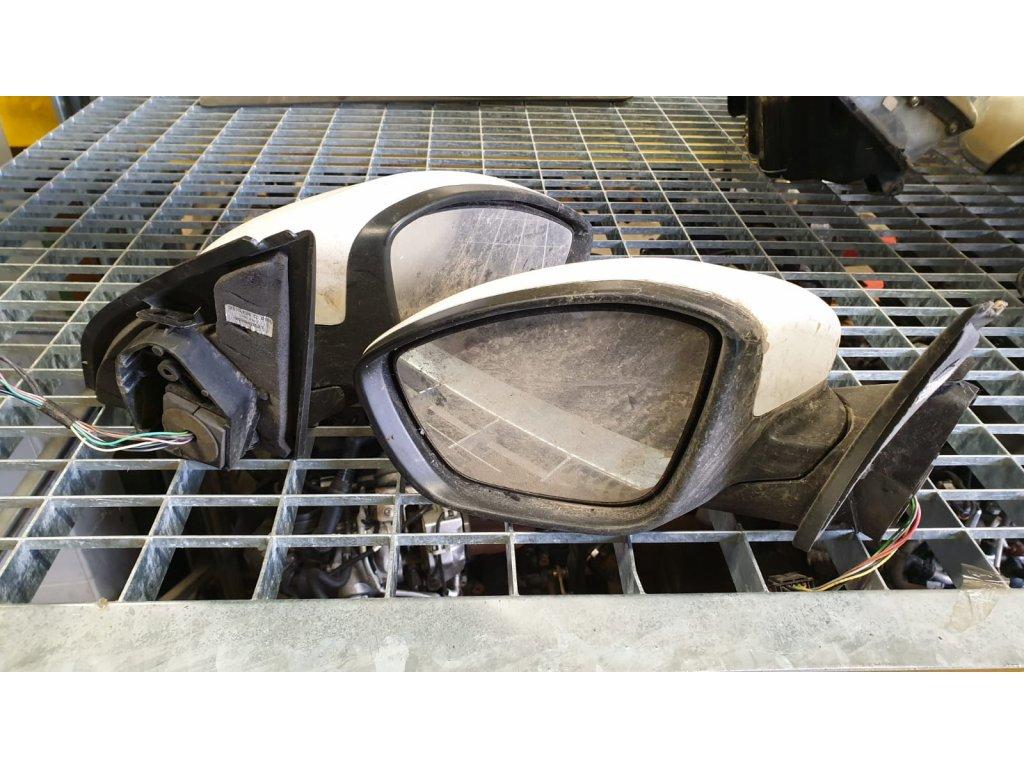 Venkovní zrcátka Peugeot 308 II