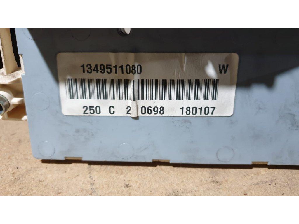 Řídící jednotka Fiat Ducato 1349511080