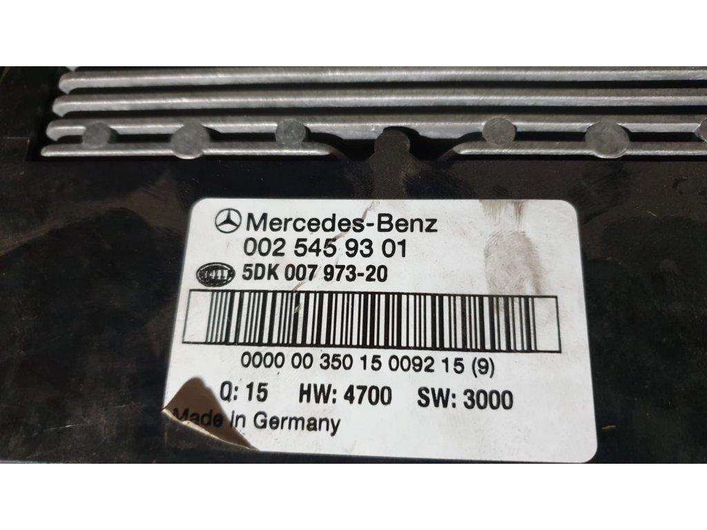 Řídící jednotka Mercedes-Benz SAM A 002 545 93 01