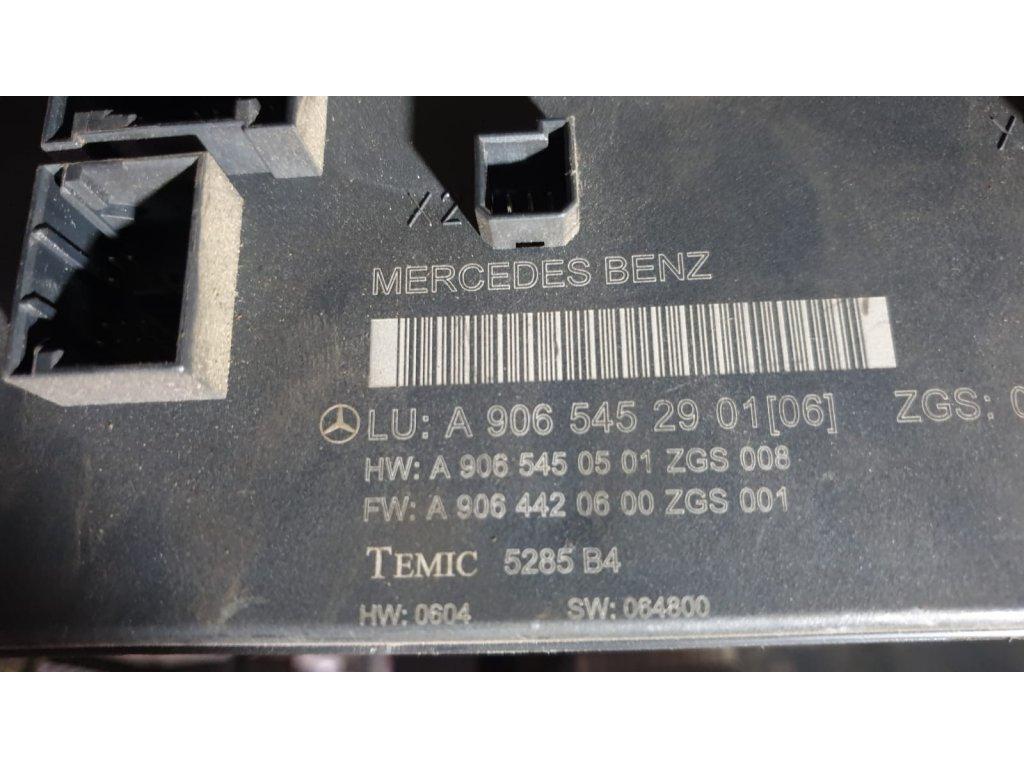 Řídící jednotka Mercedes-Benz Sprinter A 906 545 29 01
