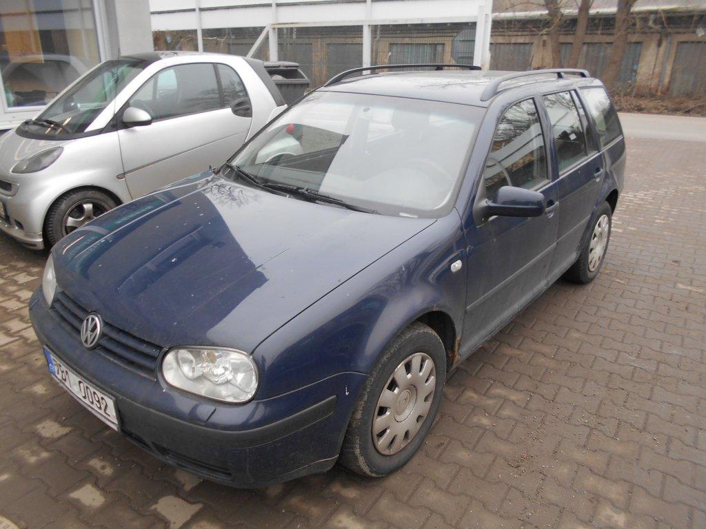 Volkswagen Golf IV combi 1.9TDI 74KW AXR