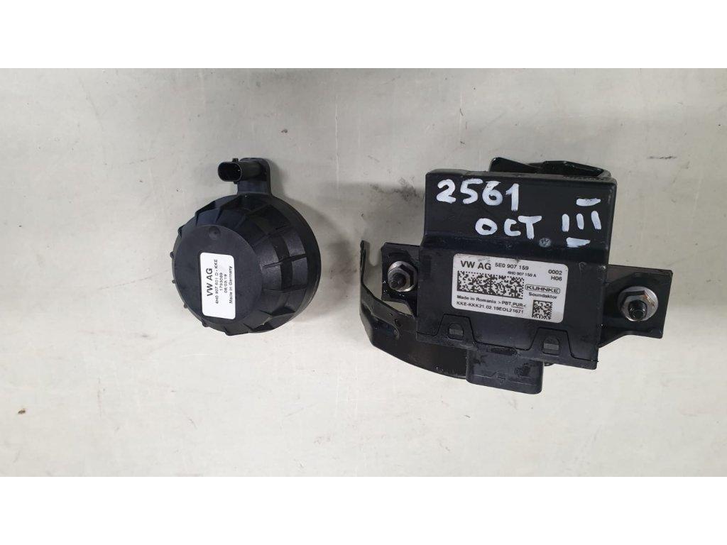 Aktuátor zvuku tělesa Škoda 4H0 907 601 D