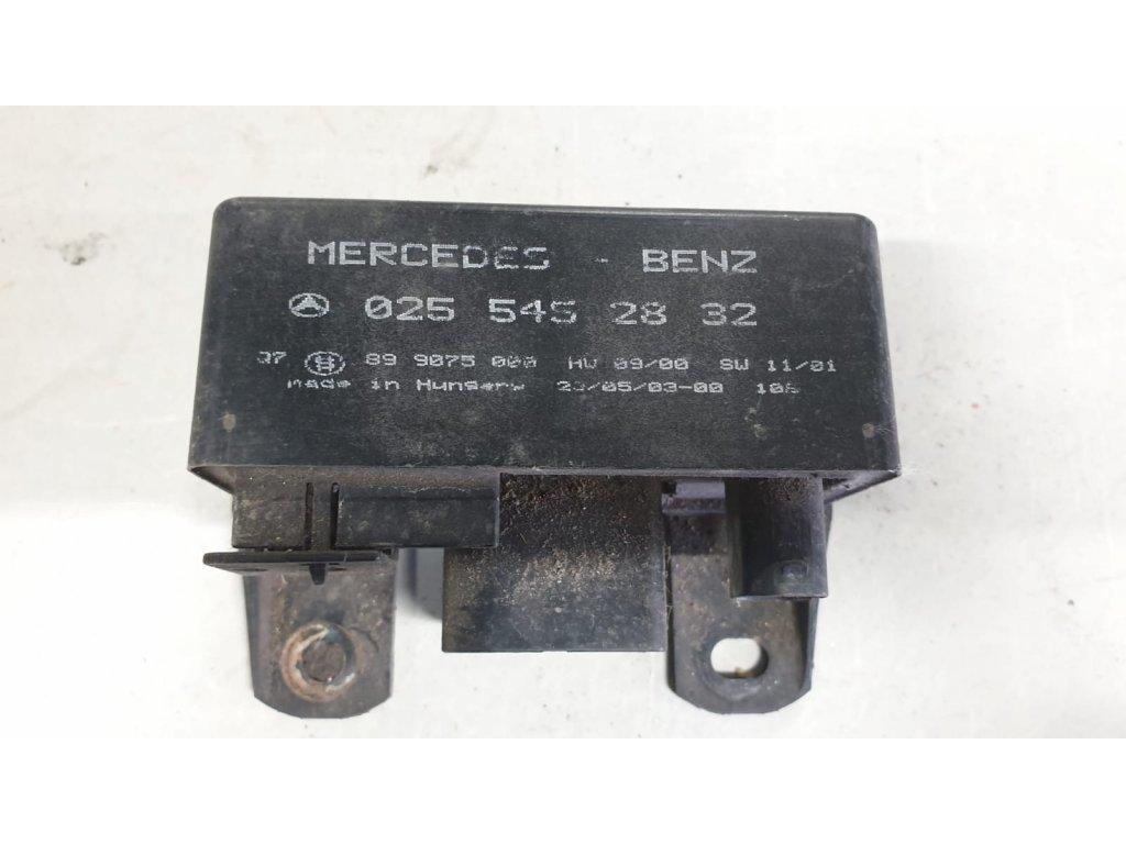 Řídící jednotka žhavení Mercedes-Benz 0255452832