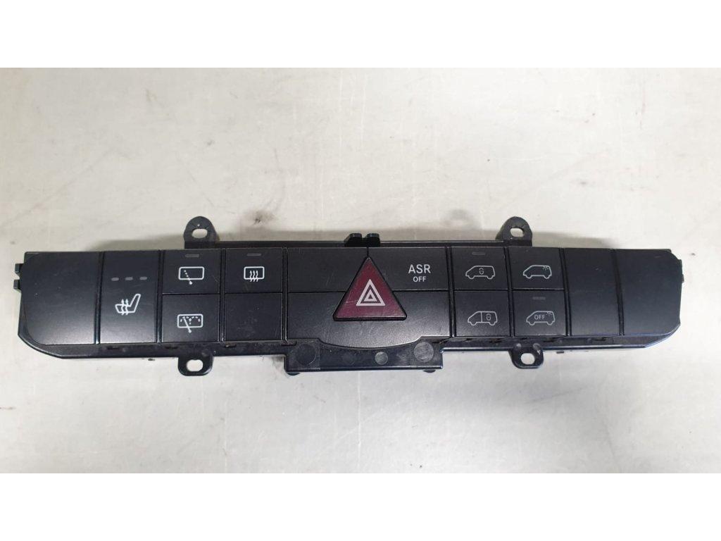 Ovládací panel Mercedes-Benz A 639 870 14 10